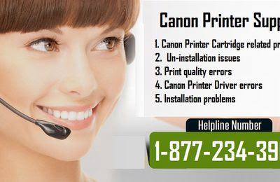 Technical Support for Canon Printer By Experts - Canon Printer Customer Service 877-234-3909 Tech Support Number USA Canada