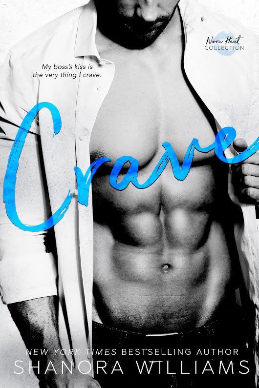 Blog Tour - Crave by Shanora Williams - Dreamland Teenage Fantasy