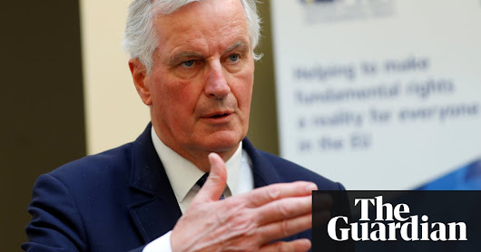 Barnier: UK will lose access to EU security databases after Brexit | Politics | The Guardian