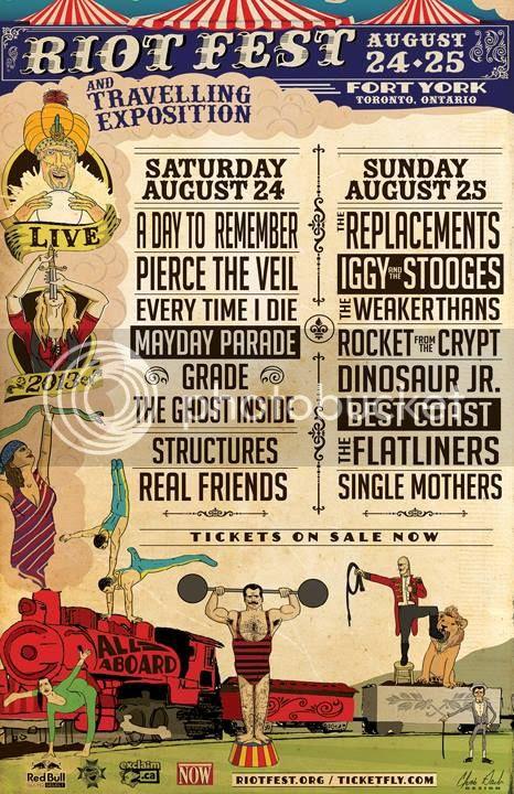 Riot Fest Toronto