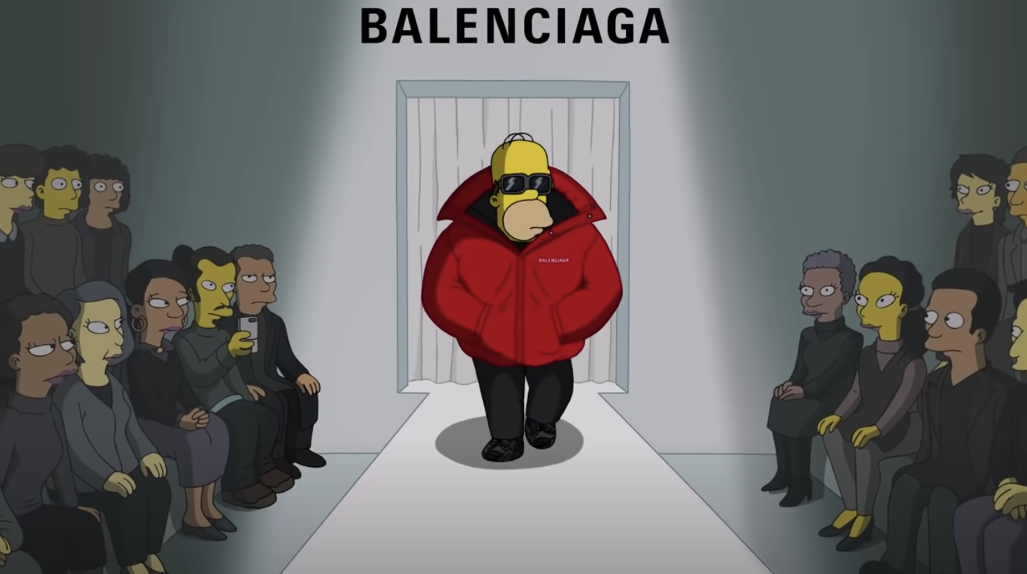 Balenciaga's Simpsons Collection is Finally Here: Shop the Best Pieces