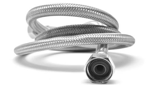 Plumbing nightmares for homeowners from leaky flexible braided hoses