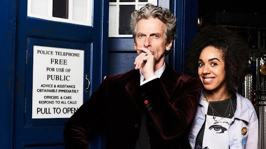 Doctor Who: Pearl Mackie named as new companion - BBC News