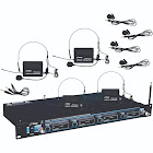 PYLE Pro PDWM4400 Wireless Microphone System