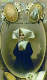 Image of St. Catherine Laboure
