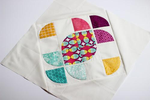 Ornate Mini Quilt by Jeni Baker