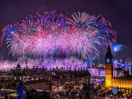 Image: New Year's Eve 2018 in London | Biggest and Best Things To Do on ...