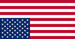 United States Flag - upside down IN DISTRESS