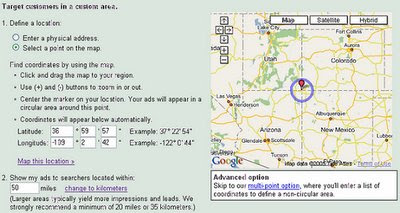 Inside Adwords Use Google Maps To Target Your Customers
