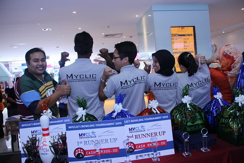 MYC Bowling Tournament