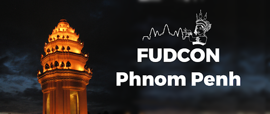 FUDCON in Phnom Penh together with BarCamp ASEAN