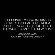 Your Personality Makes You Beautiful Beauty Quote Quotespicturescom