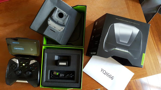 Nvidia Shield (Wi-Fi) For Sale - $100 on Swappa (YQI666)