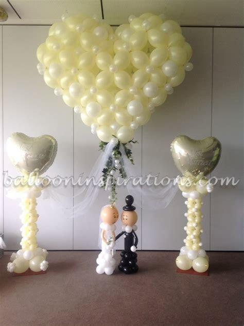Balloons and Weddings    ballooninspirations.com