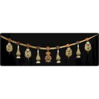 Traditional Toran, Bandhanwar, Door Hangings, Madhurash Cards