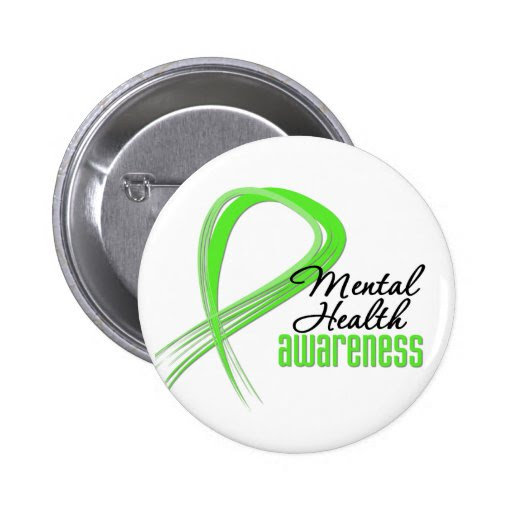Mental Illness: Mental Illness Ribbon