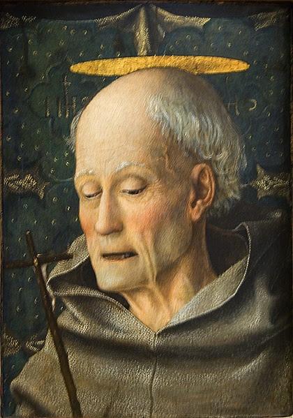 IMG ST. BERNARDINE of Siena