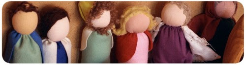 faceless dolls