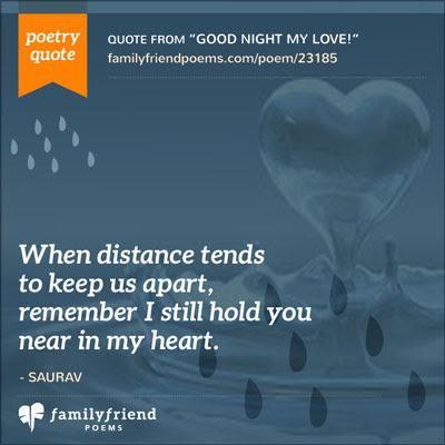 Long Distance Love Poems - Poems about Long Distance Love
