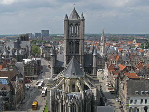 Gent Belgium Tourist Information and Vacation Guide (Ghent Belgium)