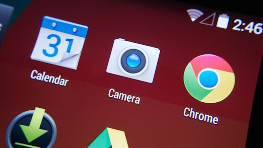Keep Chrome Web Pages From Jumping Around on Your Android Device