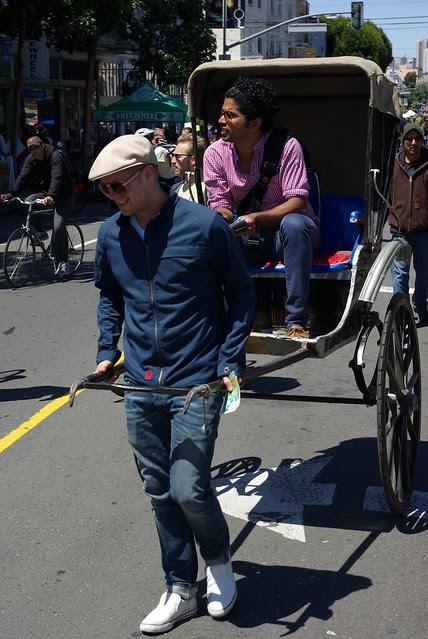 SF Rickshaw Style