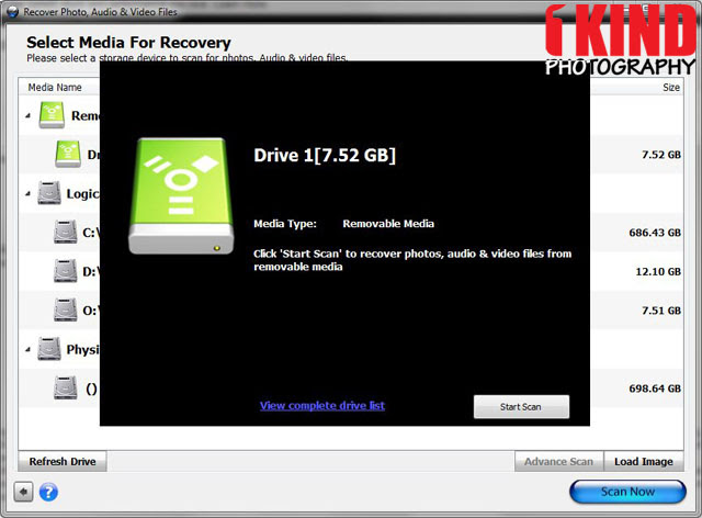 Review: Stellar Phoenix Photo Recovery 5 Software for Windows and MAC
