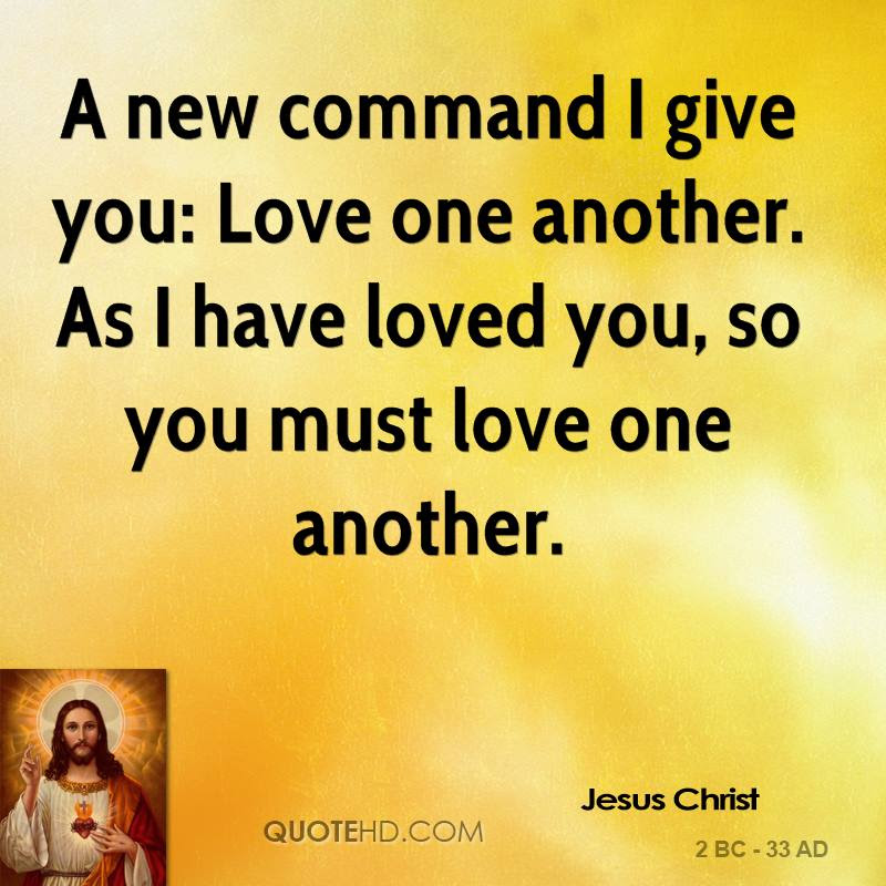 Jesus Christ Love Quotes Quotehd