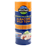 Wild Planet Albacore Wilda Tuna, 5 oz, 6-count