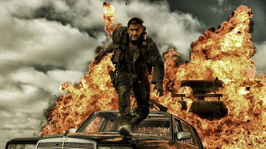 'Mad Max' review: Blistering, vicious non-stop drive through hell