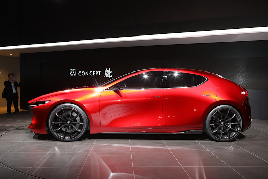 Five Things You Need to Know About the Mazda Kai Concept | Automobile Magazine