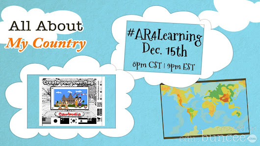 #AR4Learning - Dec. 8th 2016 (with images, tweets) · KatieAnn_76