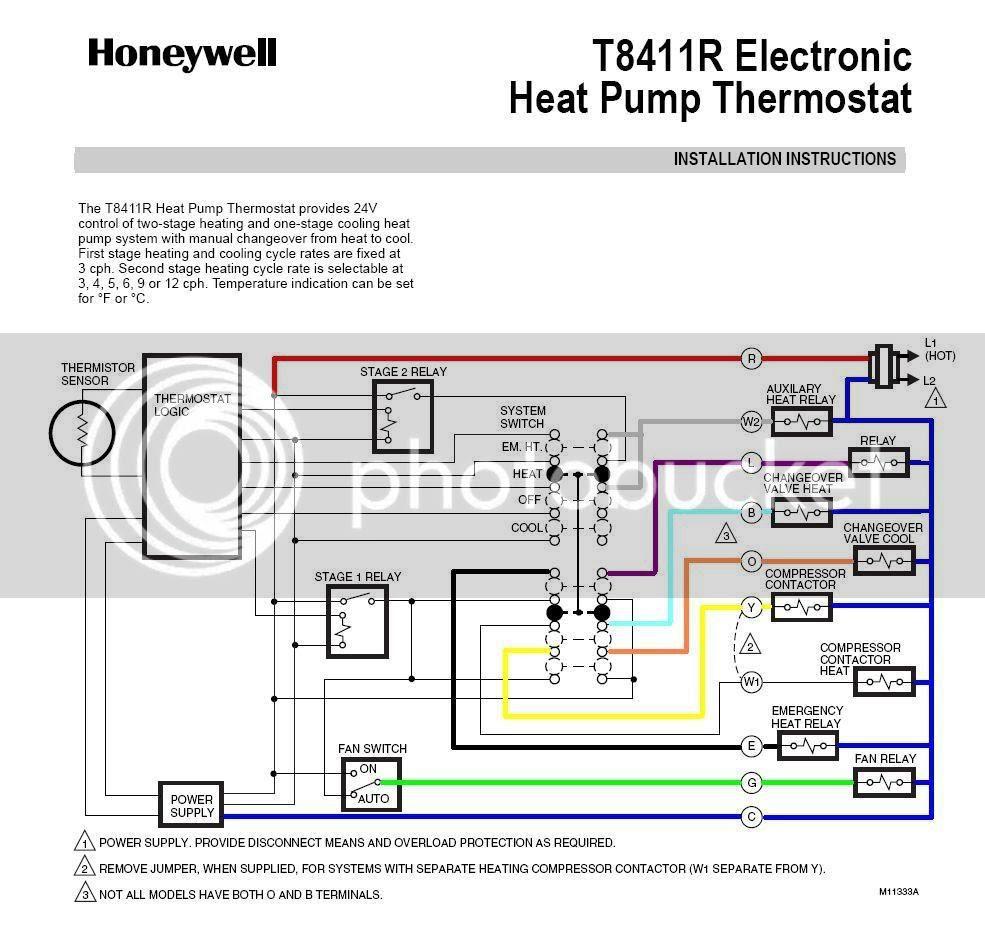 33 Trane Heat Pump Wiring Diagram