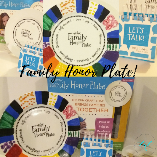 Family Honor Plate Review