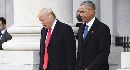 Obama lawyers form 'worst-case scenario' group to tackle Trump