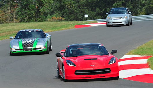 NCM Motorsports Park To Host 2018 SCCA TT Nationals