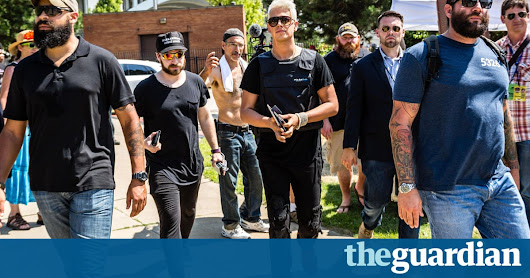 My night out in Cleveland with the worst men on the internet | US news | The Guardian