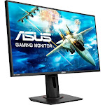 "Asus VG278QR 27"" Full HD LED Gaming LCD Monitor - 16:9 - Black"