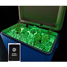 Brightz Cooler Waterproof LED Lights, Green