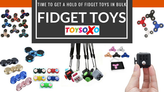 News ToysOXO Wholesale and Retail Toys & Games Fid Spinners