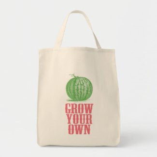 Grow Your Own Grocery Tote bag