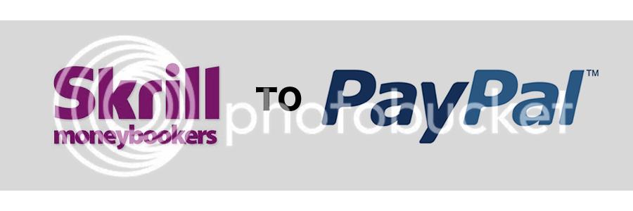 Paypal Skrill Transfer