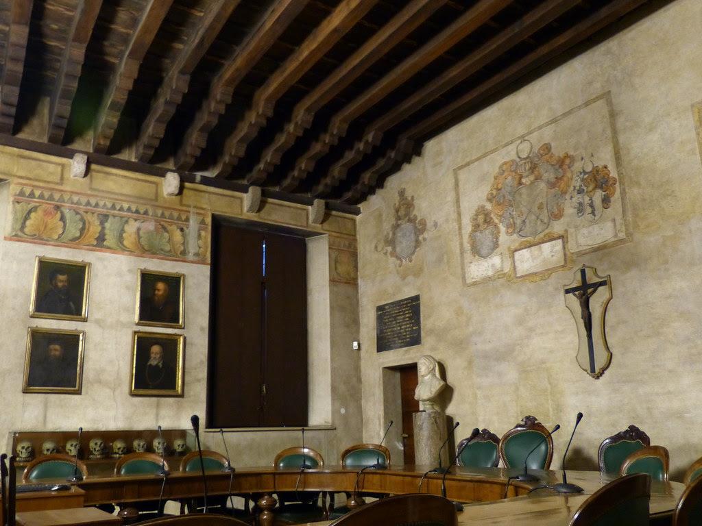 Sala della Medicina, Padova