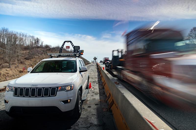 Pennsylvania work-zone cameras catch over 40,000 speeders oleh - bekominisumitomo.xyz
