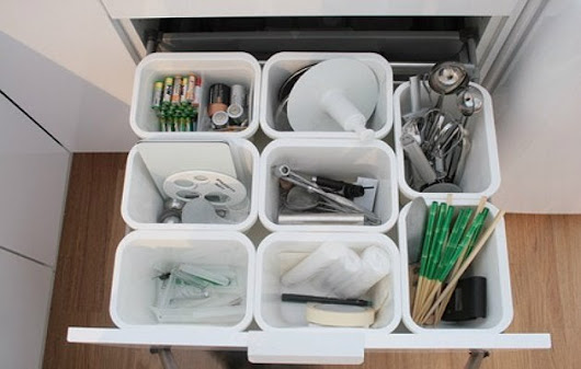 Kitchen Cures: The Perfect Solution for Every Unruly Drawer