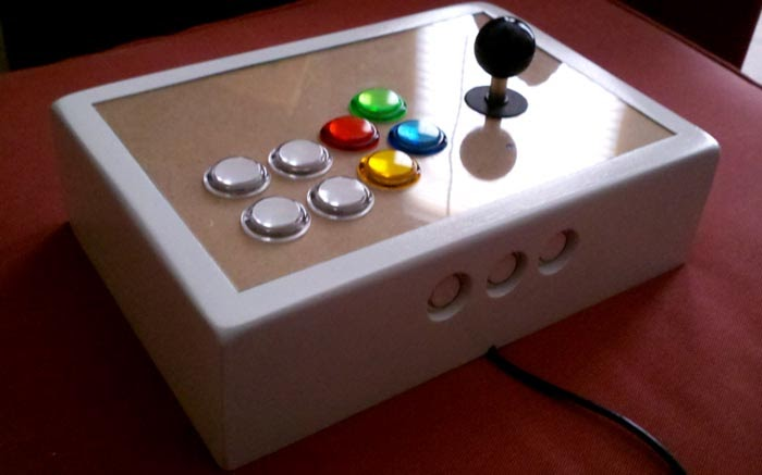 Roo S World How To Build An Arcade Stick