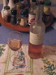 Rosé Chateau la Calisse 2007