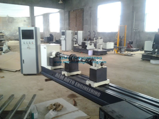YDW-200A Dual-Shaft Joint Drive Shaft Dynamic Balancing Machine