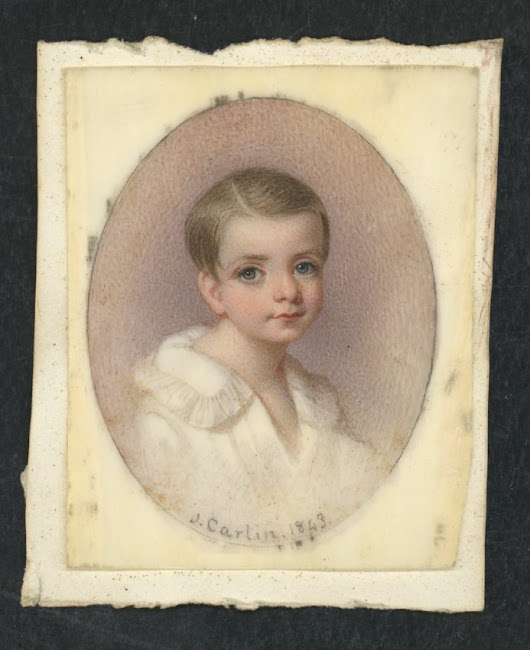 "On Display: ""Capturing the Likeness: 19th-Century Portrait Miniatures"""