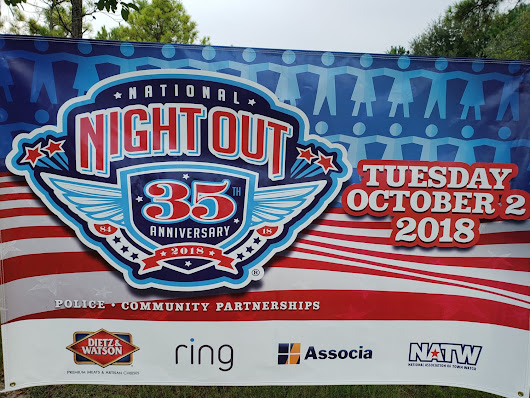 National Night out- October 2nd, 2018 - DJ Forrest emcees tug of war HPD vs. Harris County Sherrifs - Xceptional DJs and Photo Booths